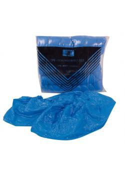 Engångsskoöverdrag - blå - 100 st