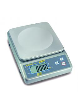 Waage - max. Wägebereich 1 kg - Tischwaage mit Eichzulassung