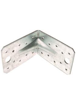 Winkelverbinder - verstärkt - 90 x 90 x 65 x 2,5 mm