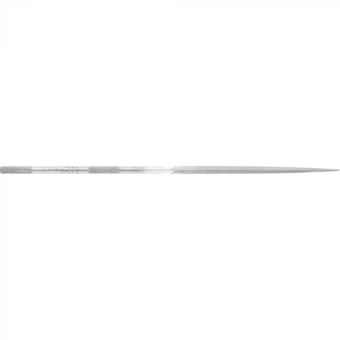 Trójkątny pilnik igłowy PFERD CORRADI 104 - długość 140 mm - H0 do H3 - opakowanie 12 szt. - cena za opakowanie