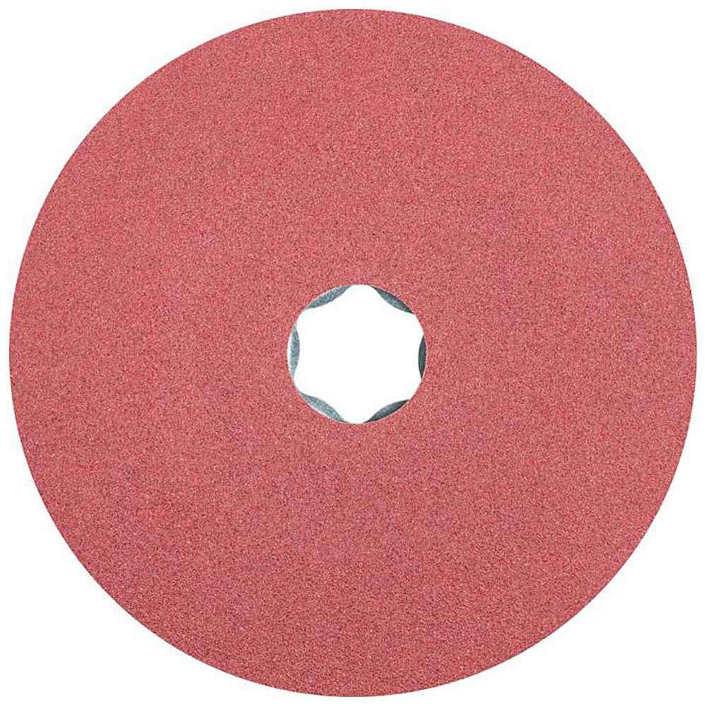 Fiberscheibe - PFERD - COMBICLICK® - Keramikkorn - Ø 115 bis 180 mm - VE 25 Stk. - Preis per VE