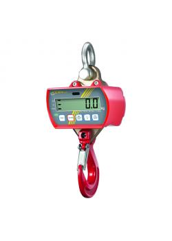 Crane Scale - max. Weighing range 1,500 to 10,000 Kg - with type approval