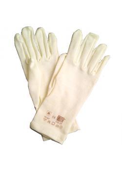 Under handskar - Nomex - Värmeskydd upp till 100 ° C - EN 407 / EN 420