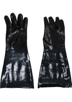 Replacement gloves - for compressed air sandblasting cabin from BGS