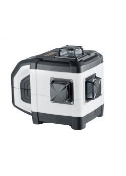 "Dreidimensionaler Laser ""PrecisionPlane Laser 3G Pro"" - 3 grüne 360°-Laser"