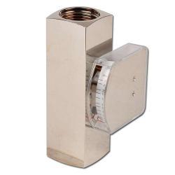 """Durchflussmesser - bis 300 bar - MS,VA - IG 1"""""""