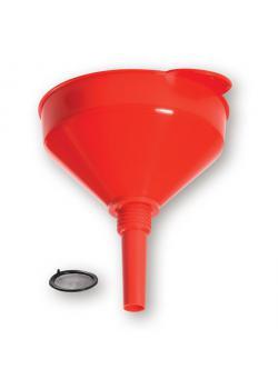 Muovisuppiloa - halkaisija 195 mm - ulkohalkaisija 205 mm