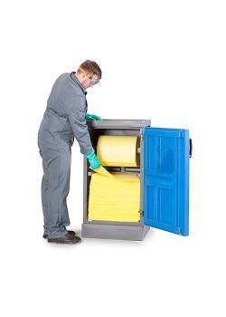 DENSORB dispenserstation S - med 1-bladsdörr - specialversion