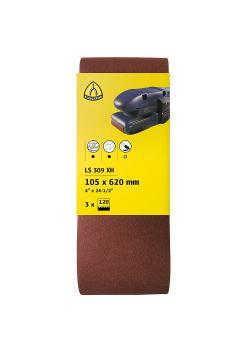 Schleifgewebe Band LS 309 XH - Breite 65 bis 105 mm - Korn 40 bis 180 - VE 6 Stück - Preis per VE