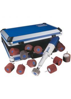 Werkzeug-Set - PFERD POLINOX® - Geradschleifer, Fächerschleifer, Schleifstifte