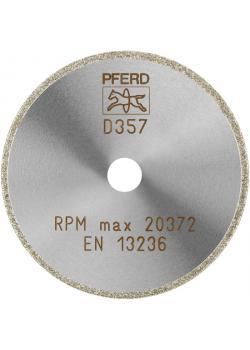 Diamanttrennscheibe - PFERD - Ø 75 mm - für faserverstärkte Kunststoffe - Preis per Stück