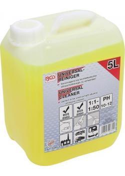 Universell renare - pH-värde av 10 till 12 - Blandningsförhållande 1: 1 till 1:50 - 5L