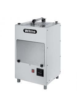 appareil de purification d'air LR 500 - Filtre de classe G3 préfiltre - 230V / 50Hz - G4 Z-Line et H13 Hepa filtre charbon actif