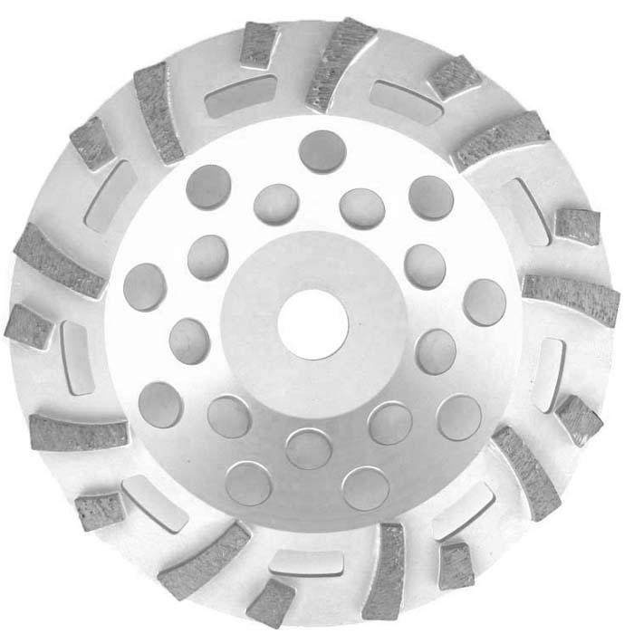Diamant-Schleifteller - Durchmesser 100 bis 180 mm