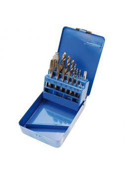 Tapping and HSS Drill Set - M3-M12 - 2.5 to 10.2 mm