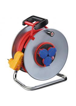 Garant® S Bretec® FI IP 44 Kabeltrommel - H07RN-F 3G1,5 - Trommel-Ø 290 mm