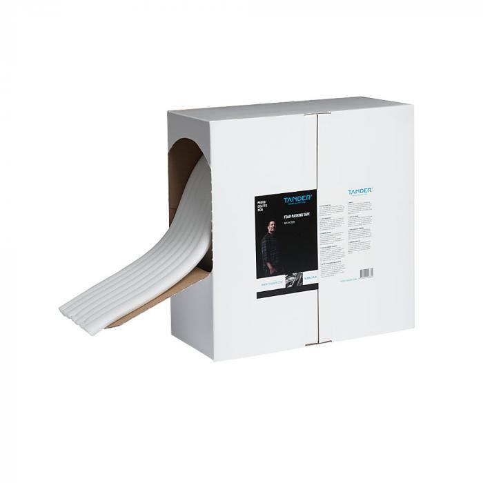 Skumlim - bredd 13 eller 19 mm - paket med 10 eller 7 rullar - pris per förpackning