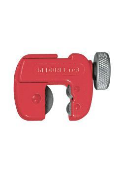 GEDORE red Mini-Rohrabschneider - für Kupferrohre - Durchmesser 3 bis 22 mm