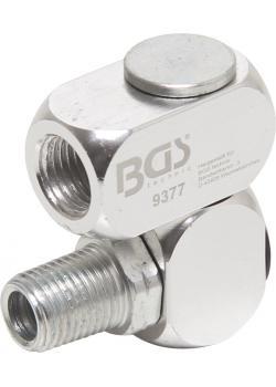 """Connecteur rotatif - pour l'embrayage pneumatique - Entraînement 1/4 """""""
