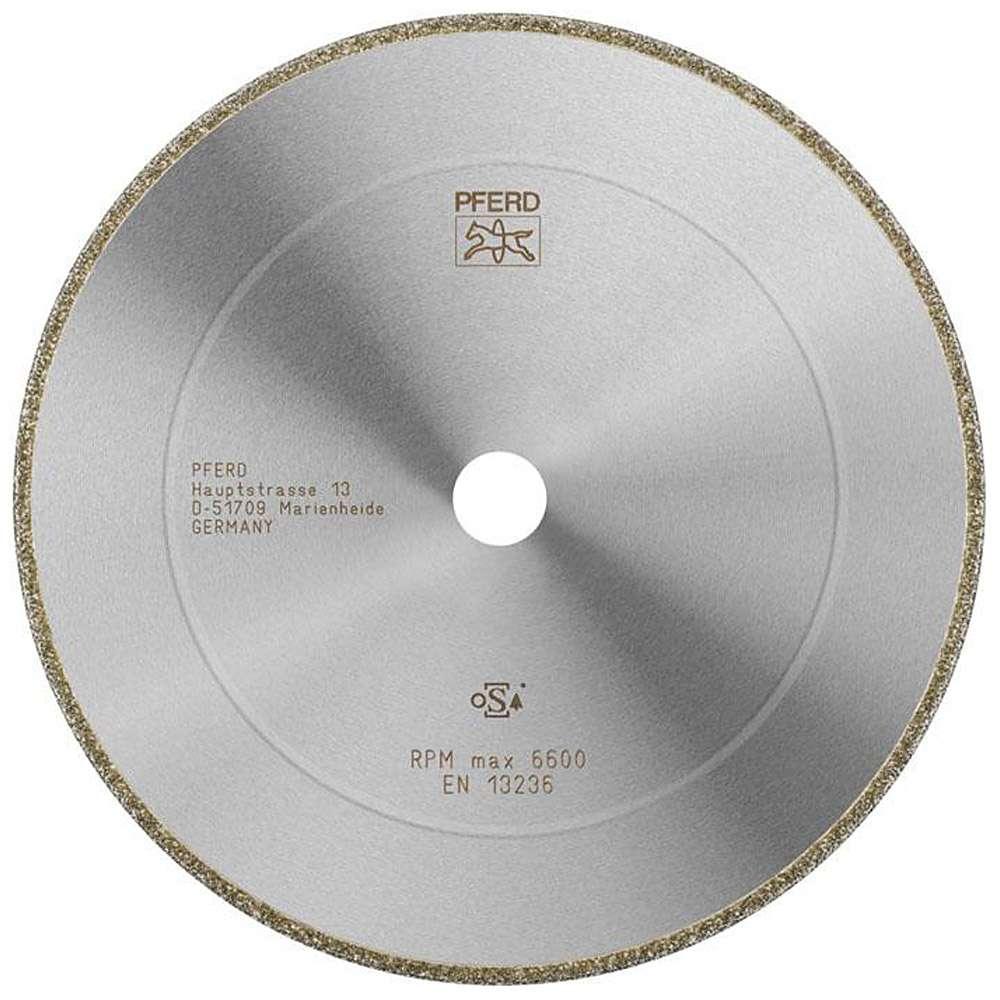Diamanttrennscheibe - PFERD - Ø 230 bis 400 mm - für Grau- und Sphäroguss - Preis per Stück