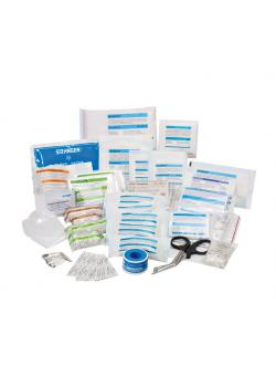 Füllung für Verbadskästen - Norm Plus DIN 13157