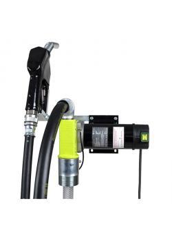 """Elektrisk pump """"Hornet G 50/24 II"""" Automatic - flöde ca 53 l / min. - Trum gänga R2 '"""