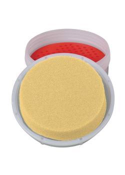 Ersatz-Schaumstoffeinlage - für Quecksilber-Aufsammler