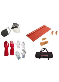 Sicherheits-Sortiment - für Hochvolt-Bereiche - CATU SEM-PSA1-D - inklusive Transporttasche