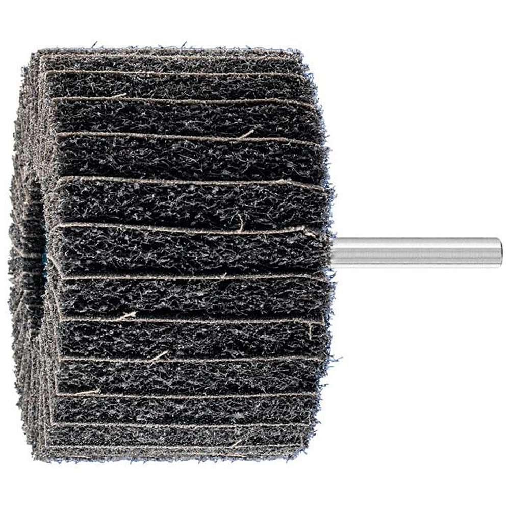 Schleifräder - PFERD POLINOX® - Schleifmittel SiC - mit Lamellen - für Metalle, Buntmetall etc. - VE 10 Stk. - Preis per VE