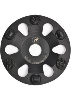 """PKD-Topfscheibe """"PRO"""" - Durchmesser 125 mm """"PRO"""" - mit 3 PKD-Segmenten und 3 Stützsegmenten"""