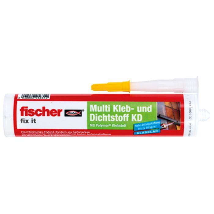 Multi adhesive and sealant KD 290-290 ml