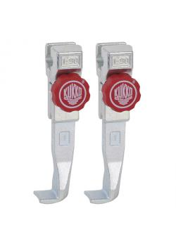 Pulling leg - quickly adjustable - 1 pair - 1-92-P - KUKKO
