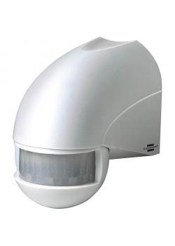 Infrarot-Bewegungsmelder PIR - IP 44 - weiß| Anthrazit