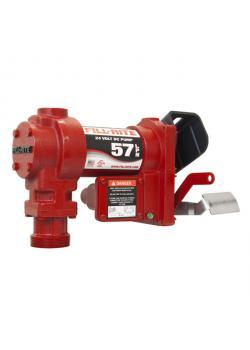 Pump Fill-Rite ® - 24 V - med ATEX-godkännande - 57/75 l / min.