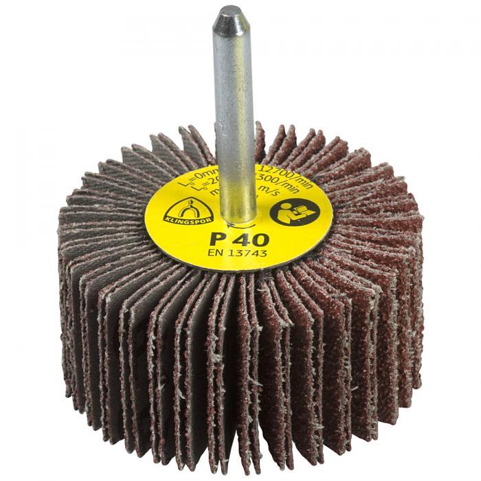 Schleifmopstift KM 613 - Durchmesser 10 bis 20 mm - Korn 40 bis 320 - Korund - Preis per VE