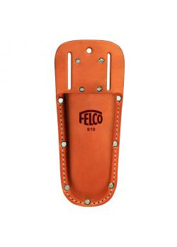 FELCO leather - with belt loop and clip - genuine leather