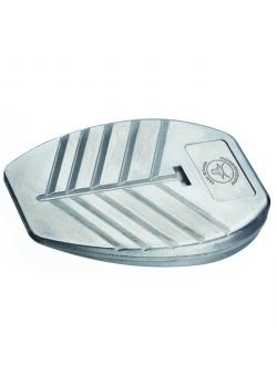 Schnittkeil - Aluminium - speziell für Motorsägen - Länge 140 mm
