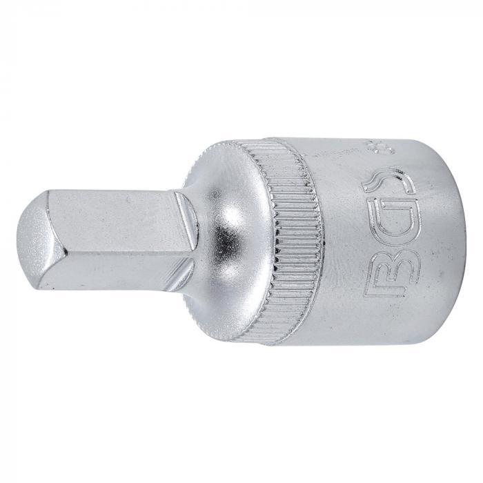 """Öldienstschlüssel - Antrieb Innenvierkant 12,5 mm (1/2 """") - Abtrieb Innenvierkant - Abtriebsprofilgröße 8 bis 14 mm"""