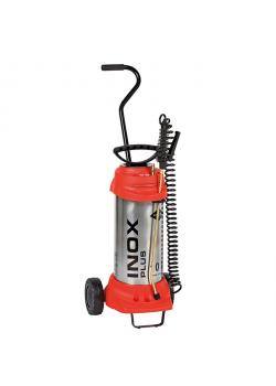 "Compression Sprayer ""INOX PLUS"" - with FPM gasket - Capacity 10 liters - Total capacity 13 l - Operating pressure 6 bar"