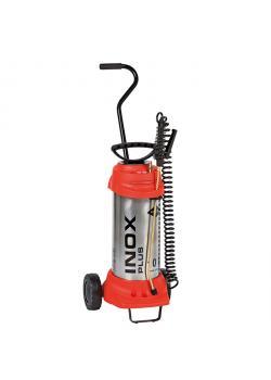 """Compression Pulvérisateur """"INOX PLUS"""" - avec joint FPM - Capacité 10 litres - Capacité totale 13 l - Pression de service 6 bar"""