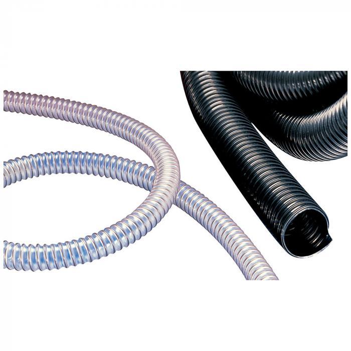 AIRDUC® PUR 355 HT - Hochtemperaturschlauch - schwer - hoch abriebfest - Länge 10 m bis 15 m - verschiedene Ausführungen