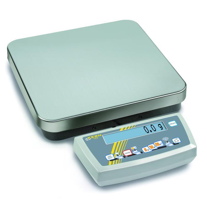 Waage - max. Zählbereich 4 bis 100 kg - Zählauflösung bis 300.000 Punkte