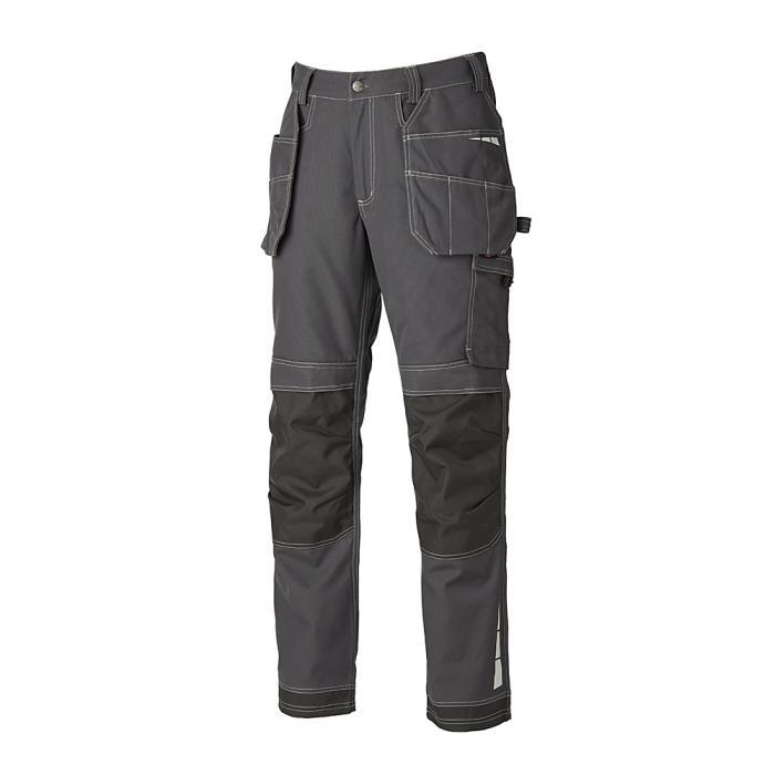 Handwerkerhose Eisenhower Extreme - Dickies - Größe 42 bis 64 - grau