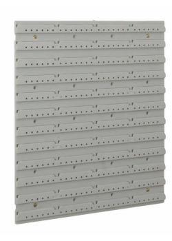 Mur Saddle ProfiPlus sans fin 54 - Dimensions extérieures (L x P x H) 450 x 20 x 540 mm