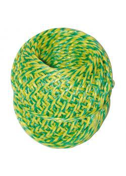 Bindfaden - Polypropylen - grün-gelb - VE 10 Stück à 50 m - Preis per VE