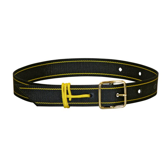 Bellstrap -100% Polyster - with a simple round buckle