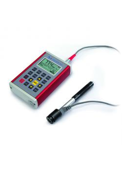Testeurs de dureté Leeb - Type de détecteur D - max. Plage de mesure 0 à 999 HL
