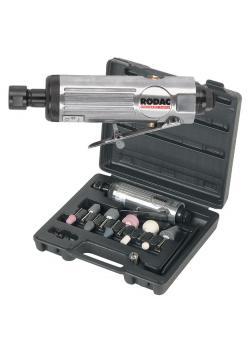 Stabschleifer in Koffer mit Zubehör - Leistung KW - 0,25 - Drehzahl rpm - 22000