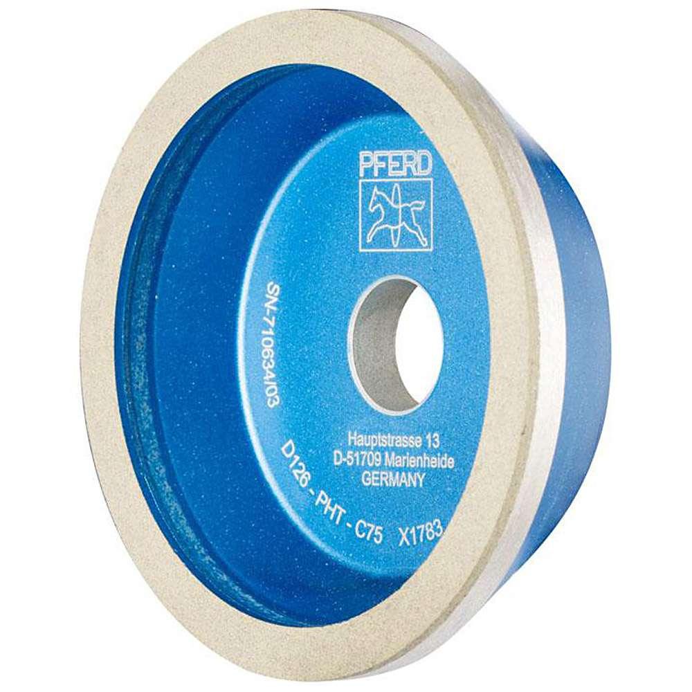 Diamant-Schleifwerkzeug - PFERD 11A2/60° - Korngröße D 64 oder 126