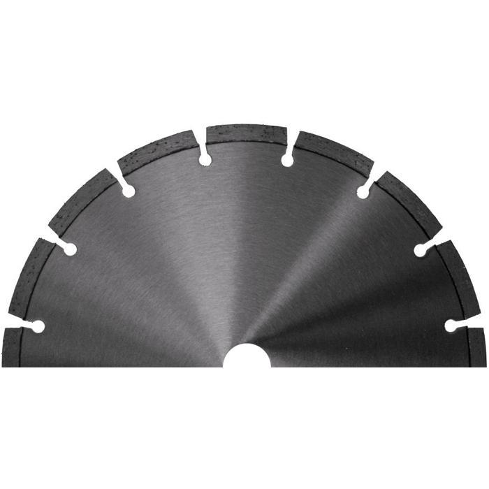 Tarcza diamentowa - segmentowa - wysokość segmentu od 7 mm do 10 mm